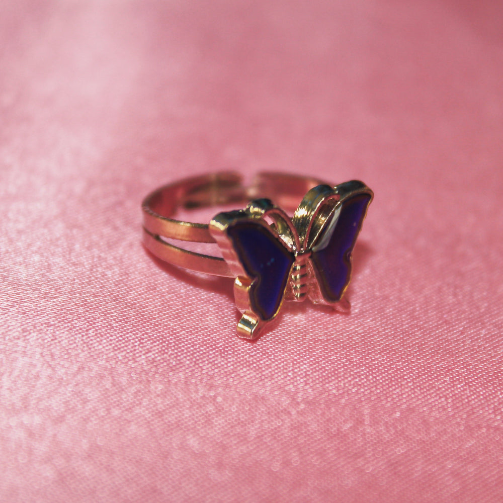 'MARIPOSA' MOOD RING