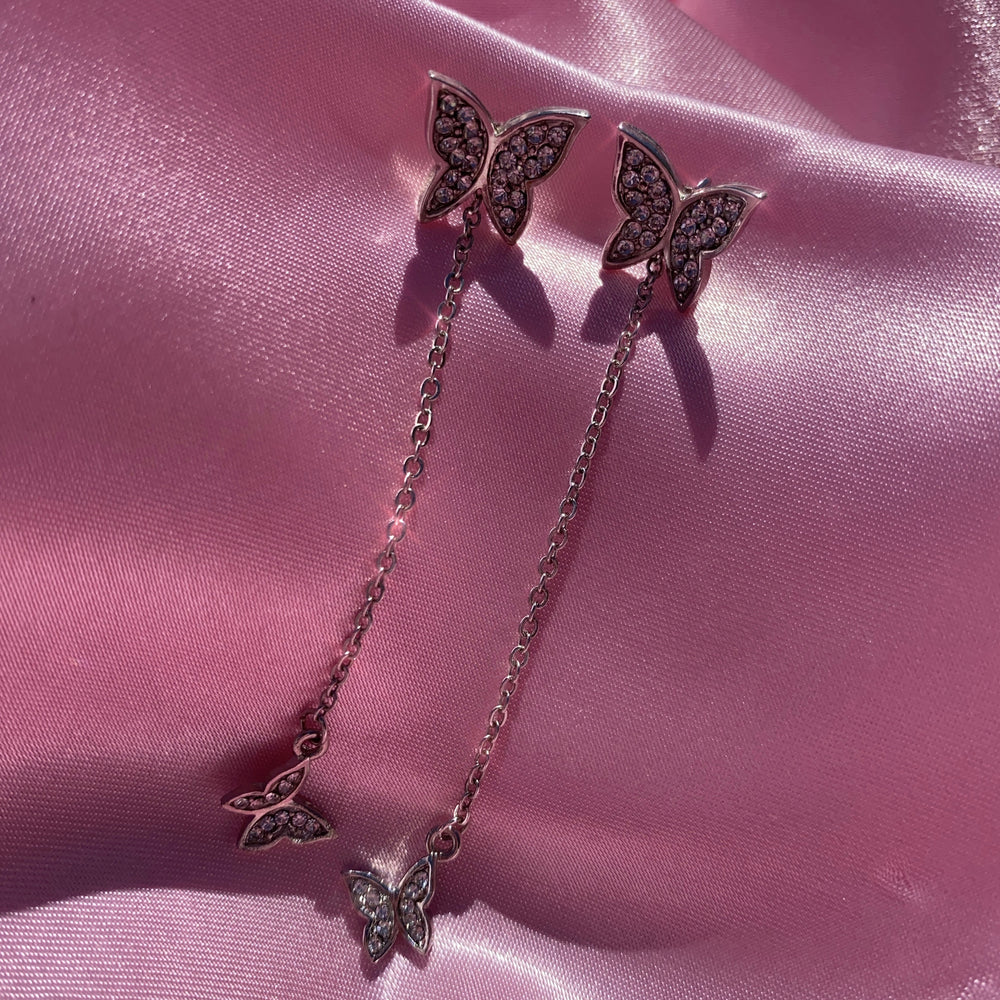 ANOTHER BUTTERFLY EARRING
