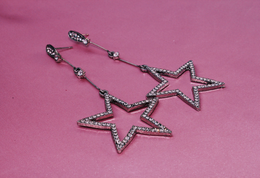 'STAR SHOPPING' EARRINGS