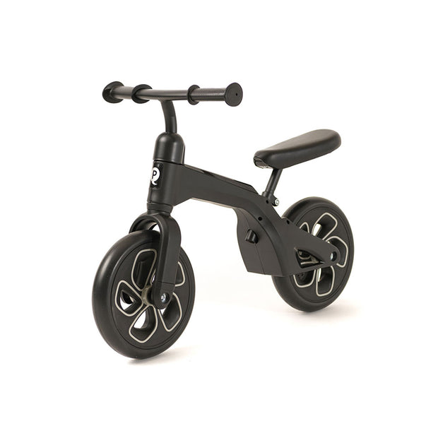 Black QPlay Balance Bike - QPlay Balance Bikes for Kids