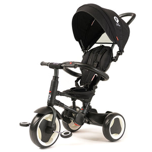BLACK RITO FOLDING TRIKE - Smart Trike for Kids
