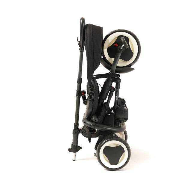 BLACK RITO FOLDING TRIKE - Folding Trike for Kids