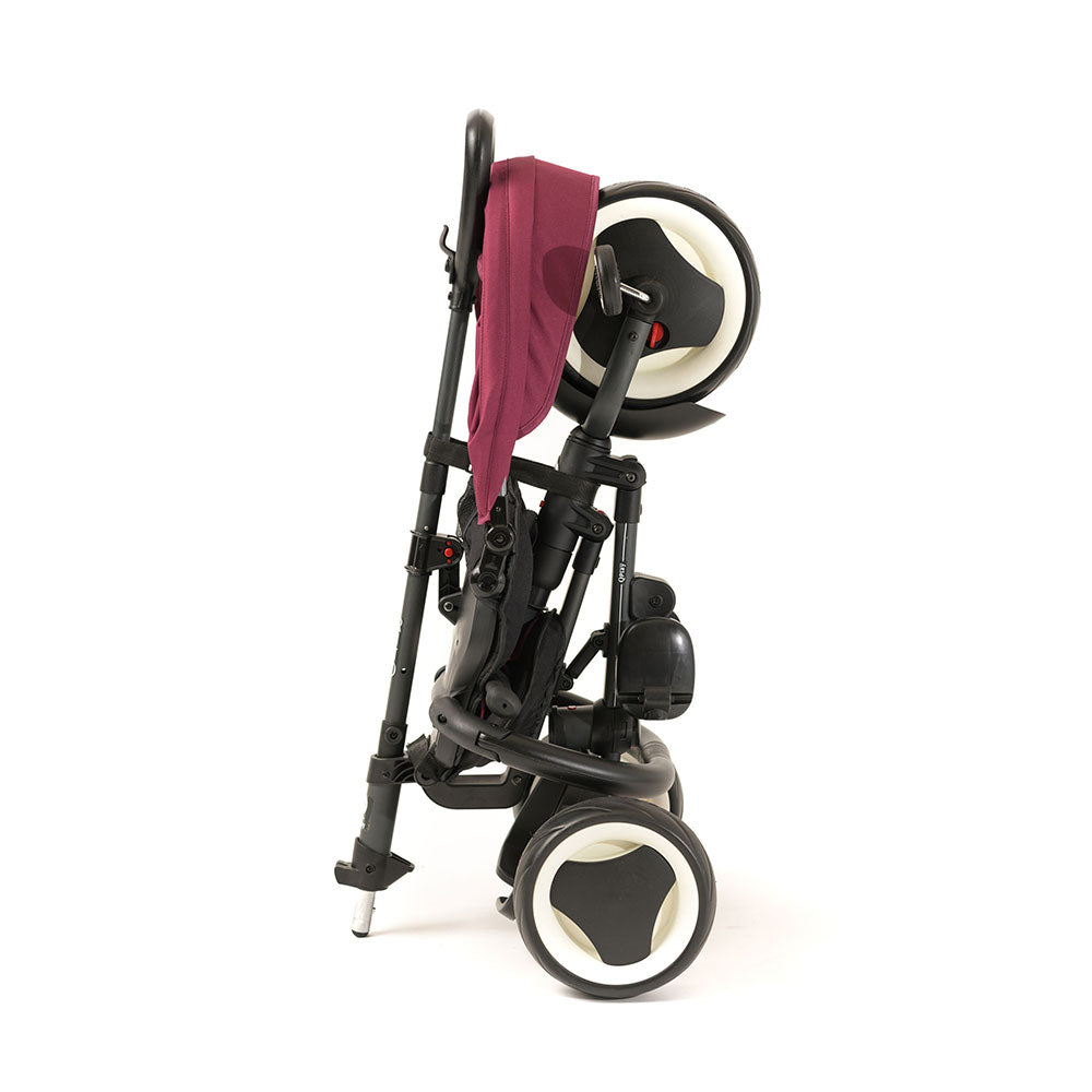 BURGUNDY RITO FOLDING TRIKE - Folding Trike for Kids