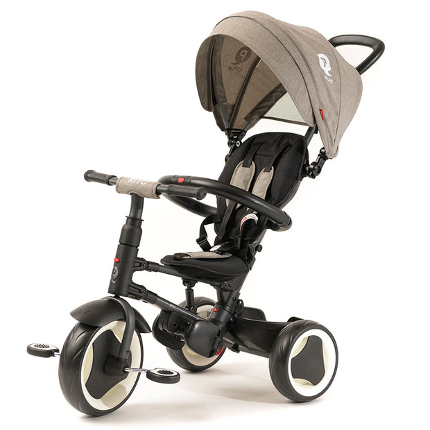 GREY RITO FOLDING TRIKE - Smart Kids Trike