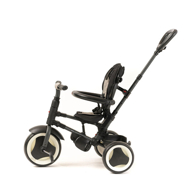GREY RITO FOLDING TRIKE - Smart Kids Trike with push handle