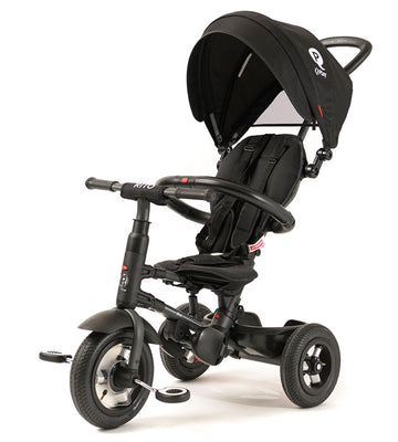 BLACK RITO PLUS FOLDING TRIKE - Smart Trike for Kids