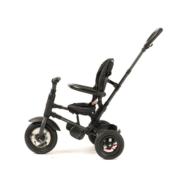 BLACK RITO PLUS FOLDING TRIKE - Smart Trike for Kids with push handle