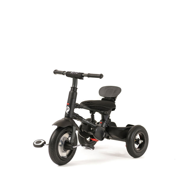 BLACK RITO PLUS FOLDING TRIKE - Smart Trikes for Kids