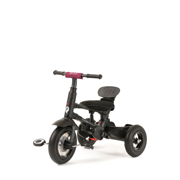BURGUNDY RITO PLUS FOLDING TRIKES - Smart Trike for Kids