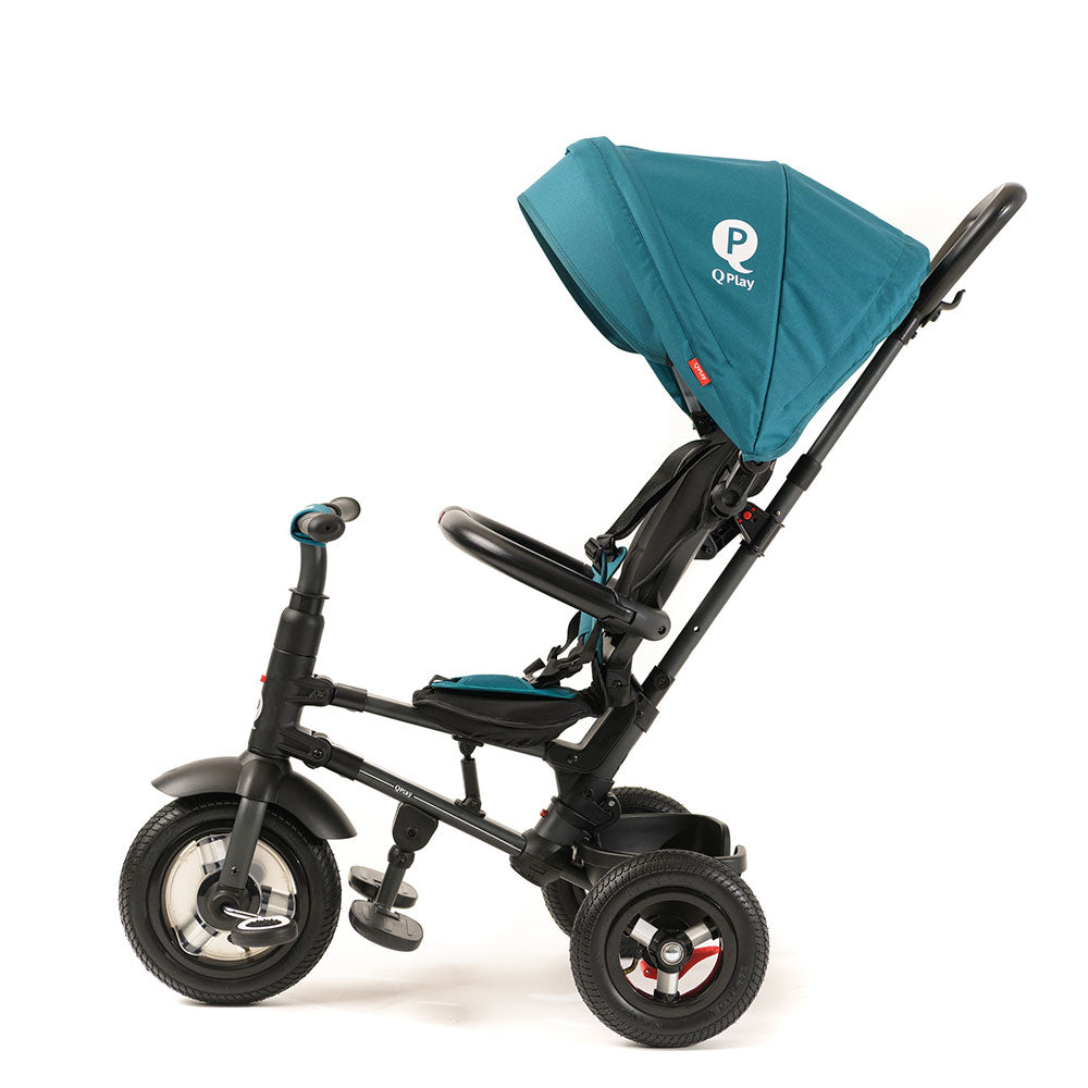 TEAL RITO PLUS FOLDING TRIKE - smart stroller trike