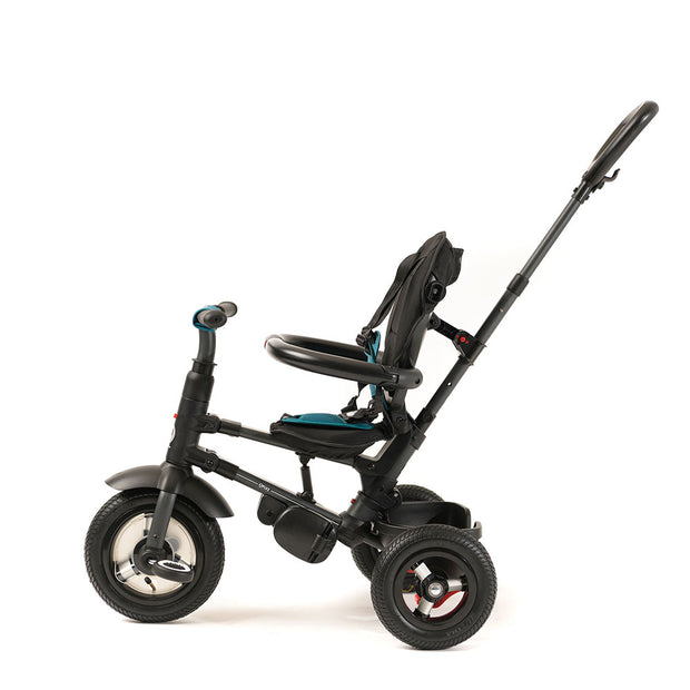 TEAL RITO PLUS FOLDING TRIKE - convertible trike for kids