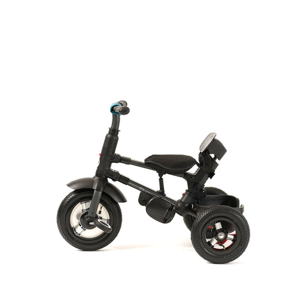 Kids trike with air filled rubber tires