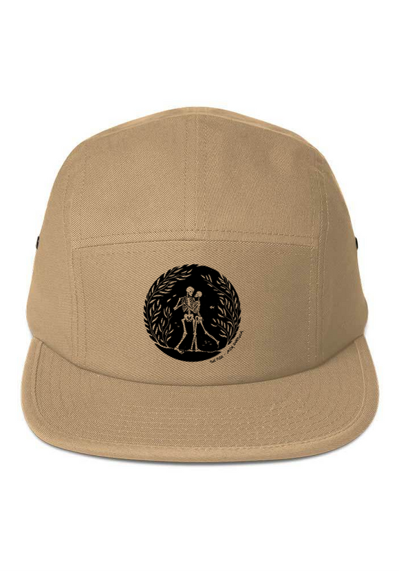 NICK SHATTUCK THE TIDE 5 PANEL CAMPER HAT