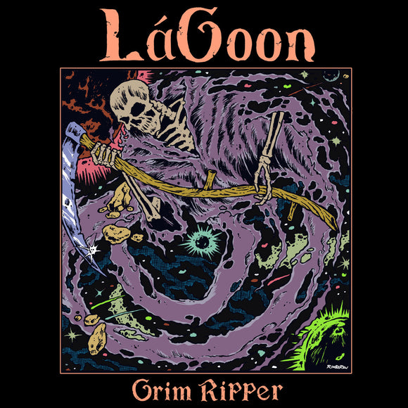 LÀGOON GRIM REAPER EP VINYL - THE ROADHOUSE