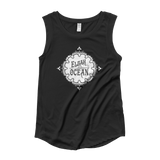 ELIJAH OCEAN LADIES CAP SLEEVE TEE - THE ROADHOUSE