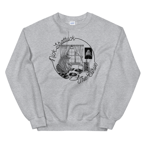 NICK SHATTUCK THE CURVE SWEATSHIRT