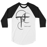 TARAH WHO? 3/4 RAGLAN TEE - THE ROADHOUSE