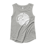 NICK SHATTUCK VALLEY LOGO LADIES CAP SLEEVE TEE - THE ROADHOUSE