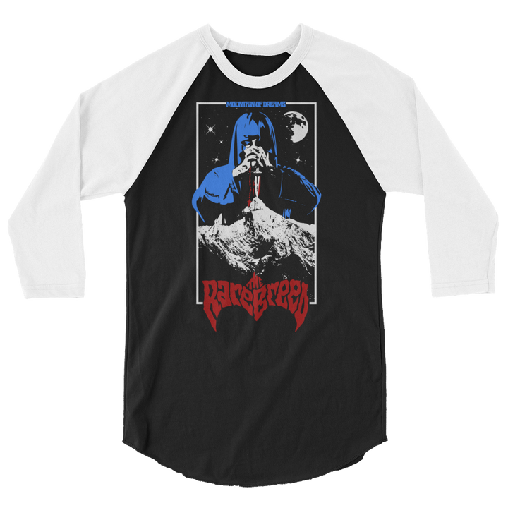 THE RARE BREED MOUNTAIN OF DREAMS 3/4 SLEEVE TEE - THE ROADHOUSE