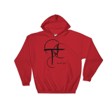 TARAH WHO? CIRCLE LOGO HOODIE - THE ROADHOUSE