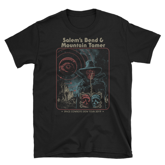 SALEMS BEND & MTN TMR SPACE COWBOYS TEE