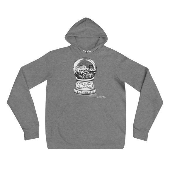 NICK SHATTUCK SORRY FOR THE WEATHER HOODIE