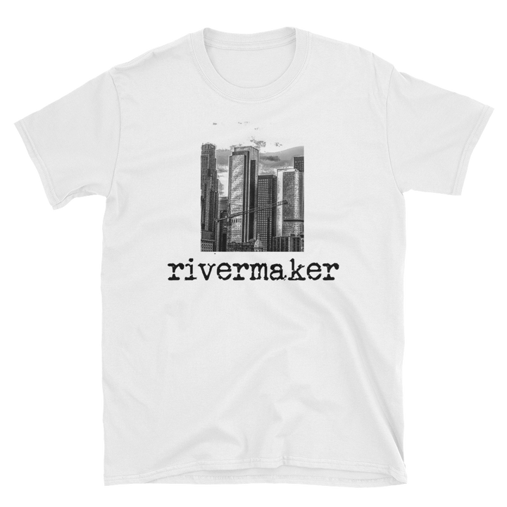 RIVERMAKER BANNER CITY TEE - THE ROADHOUSE