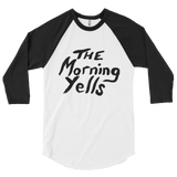 THE MORNING YELLS 3/4 LOGO RAGLAN - THE ROADHOUSE