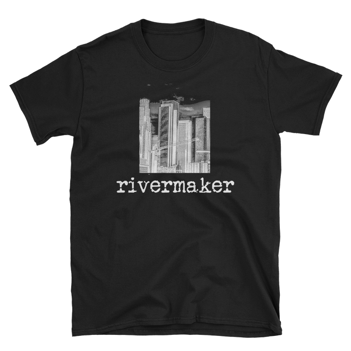 RIVERMAKER CITY BANNER TEE - THE ROADHOUSE