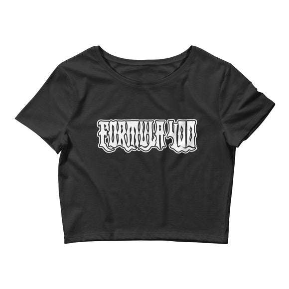 FORMULA 400 WOMENS CROP TOP