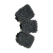 Microfiber Car Cleaning Cloth (Set of 5, 40 X 40 cms, 340 GSM, Multicolour)