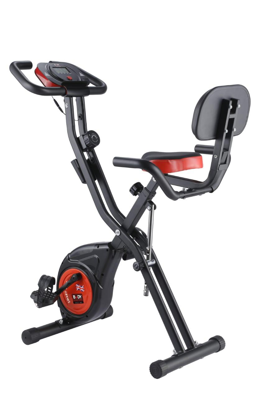Ejercitate en casa con Body Crunch Smart Bike
