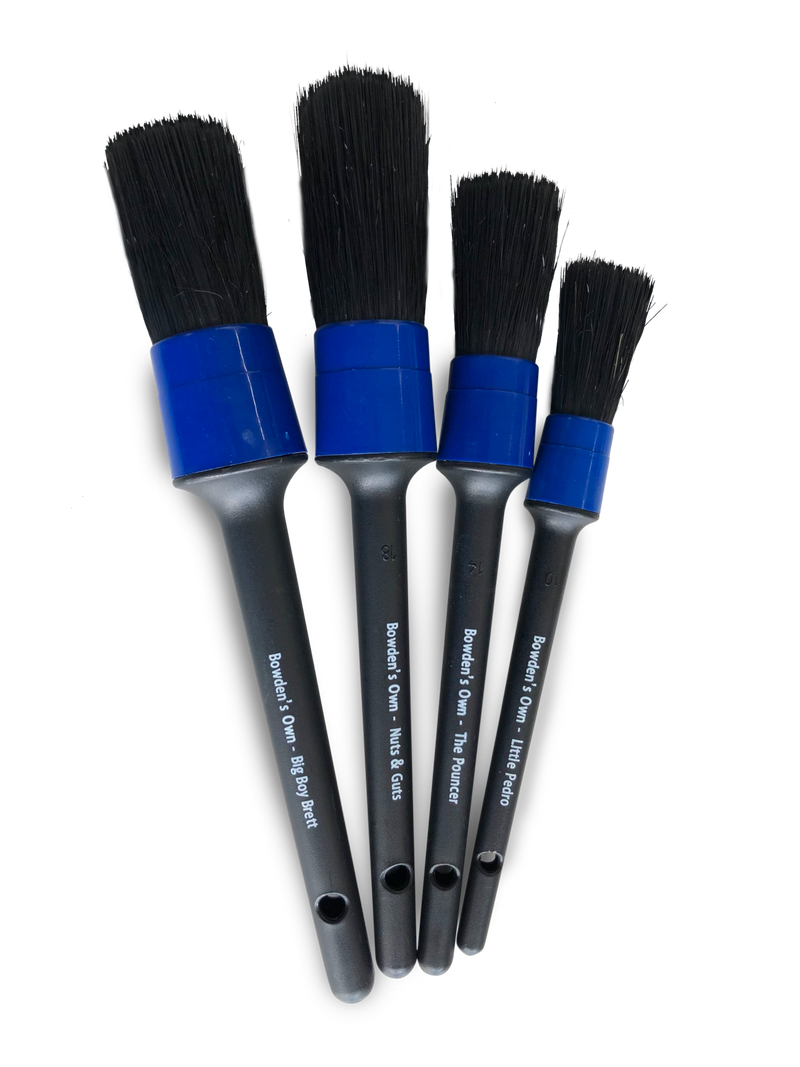 THE FOURSOME Brush Set