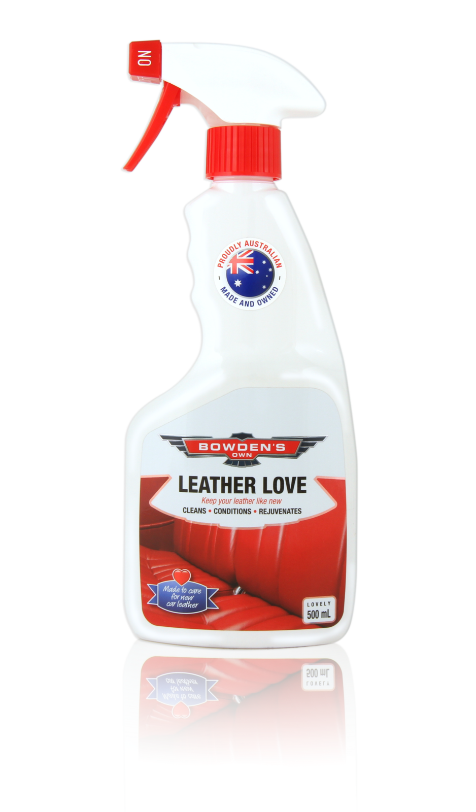 Bowden's Own Leather Love