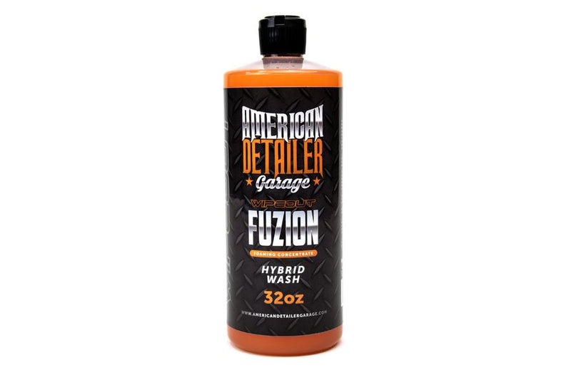 [FUZION] Hybrid Foaming Wash Concentrate - For Traditional and Rinseless Car Wash