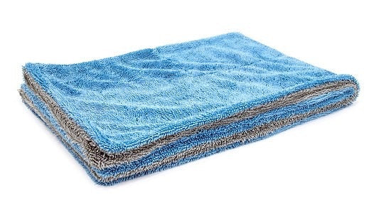[Dreadnought] 1100gsm Microfiber Double Twist Pile Drying Towel