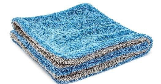 [Dreadnought] 1100gsm Microfiber Double Twist Pile Drying Towel, 51 x 76cm