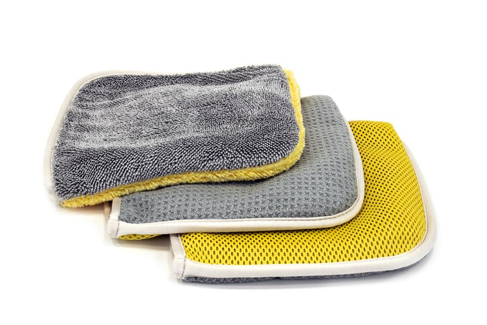 [Multi Flip] Microfiber Towels - 3 Pack
