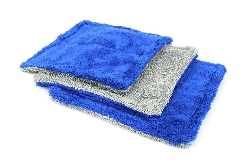 Amphibian Mini - Microfibre Glass & Paint Towel (20 x 20cm, 1100gsm) - 3 pack