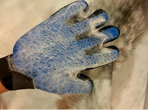 True Touch Grooming Glove - As Seen On TV