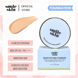 SMILE SKIN SILKY FIT CUSHION + REFILL