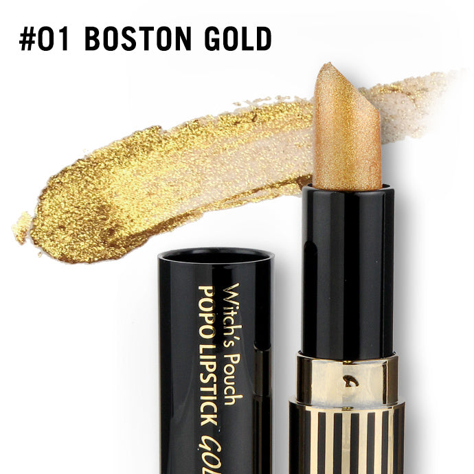Witch's Pouch POPO Lipstick GOLD EDITION