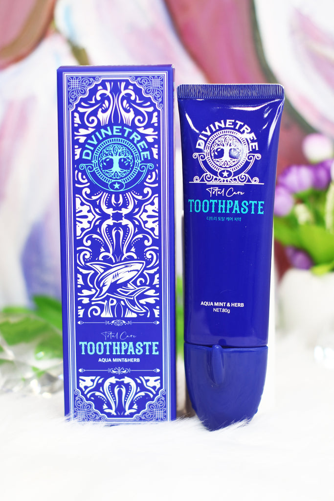 BUY 1 TAKE 1 (DIVINETREE AQUA MINT HERB TOOTHPASTE)