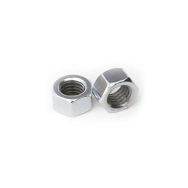Stainless Steel Machine Screw Finish Hex Nuts