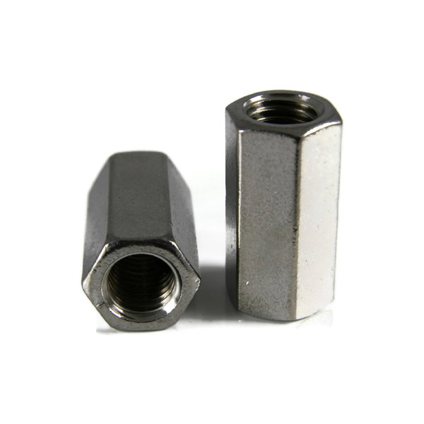 Rod Coupling Nuts Zinc & Stainless