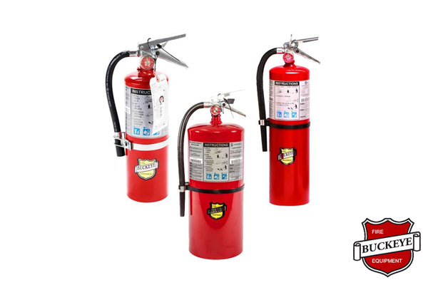 Shop Buck-Eye Fire Extinguishers