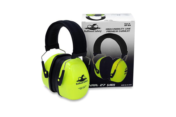 Shop Contractor Grade Hearing Protection