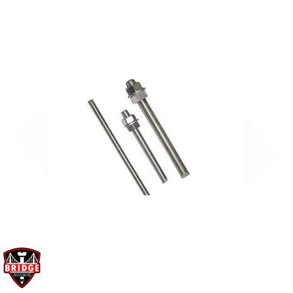 Zinc-Plated Steel All Thread Cut Threaded Rod