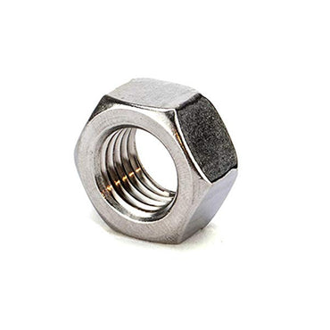 316 Stainless Steel Machine Screw Finish Hex Nut - Bridge Fasteners