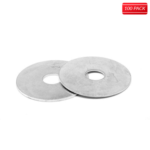 3/8 x 1-1/4 - 18.8 Stainless Steel Fender Washers